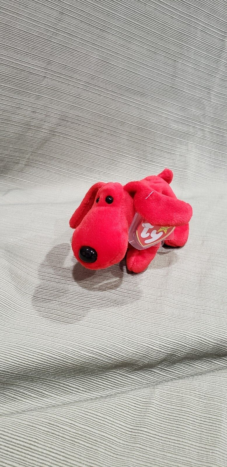 Ty Beanie Baby Rover the Red Dog 1996 Retired & New