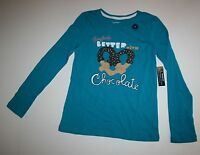 Gap Kids Outlet Everything Is Better With Chocolate Tee Top Size 8 Year