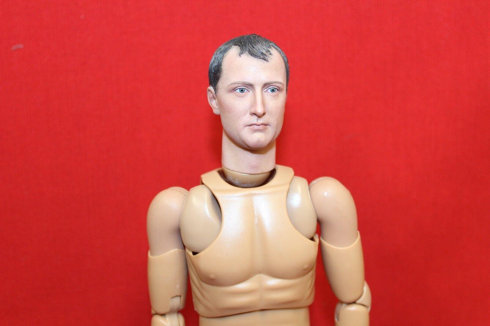Dragón en sueños 1 6TH escala DID napoleónicas figura desnuda Napoleón Bonaparte