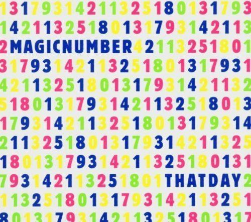 Magic Numbers | CD | That day (2004)