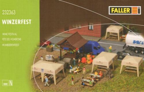 Winzerfest NEU /& OvP Faller 232363 N