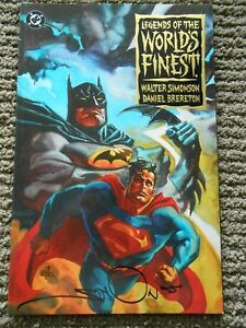 1ST PRINTING BAGGED /& BOARDED DC COMICS LEGENDS OF THE WORLD/'S FINEST #1 1994