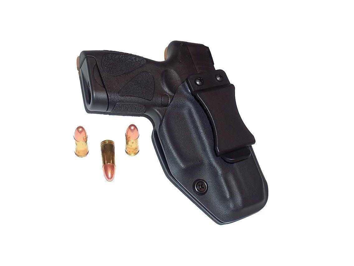Aggressive Concealment G2SHIWBLP IWB OWB Kydex Holster Taurus G2S slim (Gen 2)