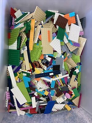 Lego Toy Lot Bulk 5 Pounds Mixed Building Bricks Blocks Parts Pieces Minifigures