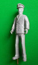 British Naval Captain in 1/24th scale. (new) Model Boat Fittings.