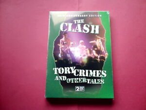 DVD-NEUF-THE-CLASH-TORY-CRIMES-AND-OTHER-TALES