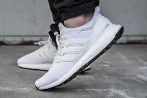 new arrivals 6e18c 5af80 Details about New ADIDAS UltraBoost Ultra Boost 4.0 Running BB6168 Sneaker  Triple White