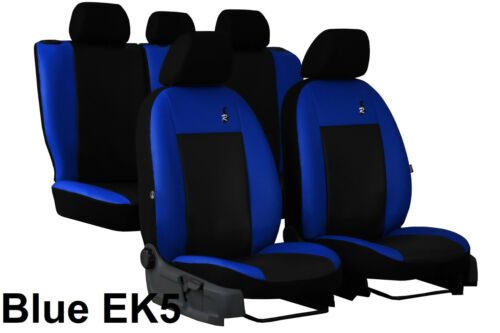 HYUNDAI IONIQ 2016 2017 2018 2019 2020 ARTIFICIAL LEATHER TAILORED SEAT COVERS