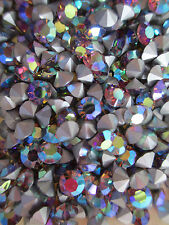 5 Gross Vintage Swarovski Rhinestones SS24 Light Amethyst AB - w/Original Pack