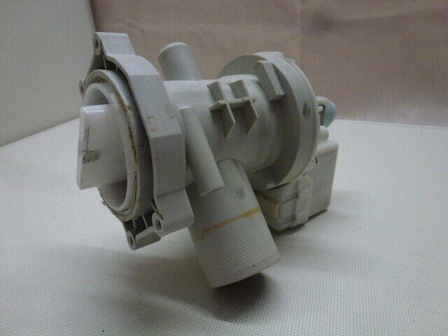 Ablaufpumpe Hanning mit Pumpenkopf Sieb Waschmaschine ORIGINAL Bosch 00146083