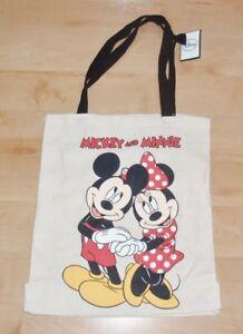 Strand-//Einkaufstasche mit Disney-Minnie-Maus-Motiv