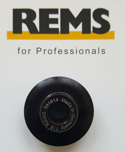 """REMS PIPE CUTTER WHEEL 341614 NEW FOR 1//8-4 /"""" CUTTERS"""