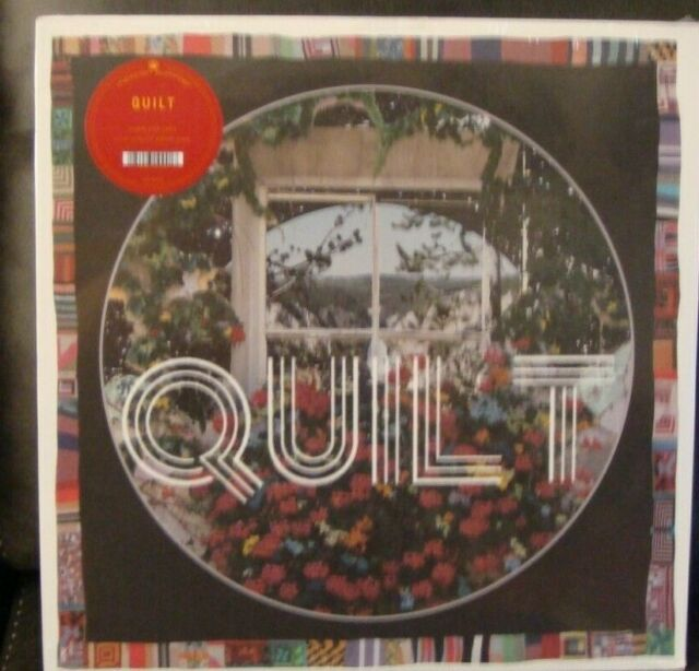 QUILT - SELF TITLED - Vinyl LP RECORD ALBUM -2011 -NEW SEALED