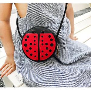 Insect Design Shoulder Bag Crossbody Purse Wallet Handbag For Kids Baby Bag G