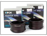New Kipon Adapter for Nikon Lens to Sony NEX E mount NEX-7/6/5 a7 a7r NEX-VG10
