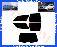 Pre Cut  Window Tint  Audi A6 Est 5D 1998-2005 Rear Window & Rear Sides AnyShade