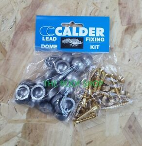 Lead Dome Dot Fixing Kit For Roofing Ebay