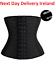 Women-Steel-Bone-Waist-Trainer-Cincher-Underbust-Corset-Body-Shaper-Slimming thumbnail 1