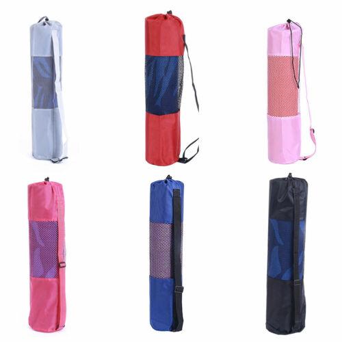 Multifunctional Waterproof Yoga Mat Case Bag Carriers Sport Fitness Gym Backpack