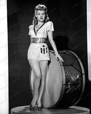 8x10 Print Betty Grable Footlight Serenade 1942 #77