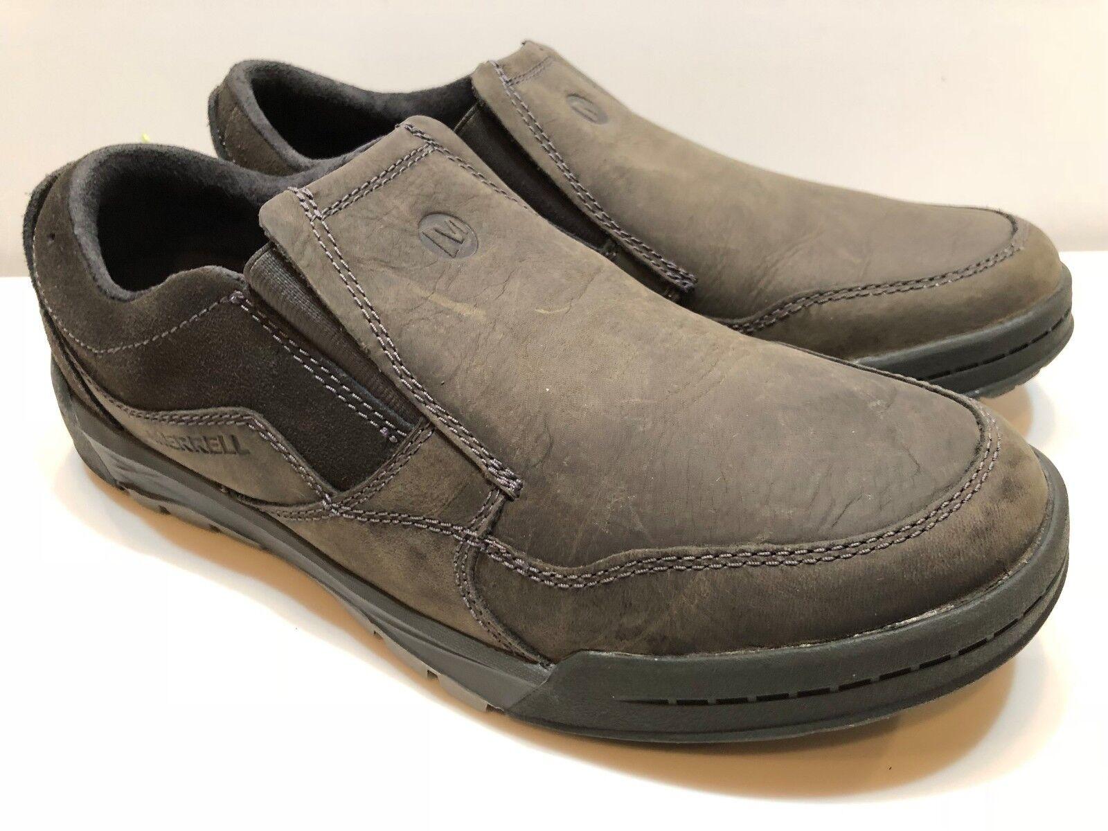 Merrell Men's Berner Moc Fashion Sneaker - Size 8.5
