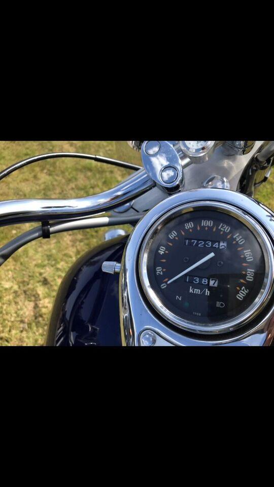 Kawasaki, Kawasaki vn 800 classic , 805 ccm