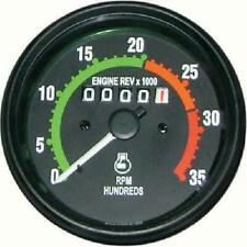 New Mechanical Tachometer Amp Hour Meter 85mm Ratio 12 58 In