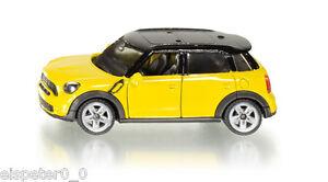 Mini-Countryman-Siku-Super-Art-1454-Novelty-05-2013-Boxed