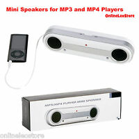 Mini Speakers For Mp3 And Mp4 Players