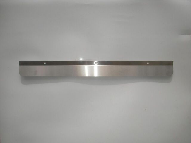 AMC AMX Javelin 68 69 70 NEW front stainless spoiler Group 15 Accessory dealer