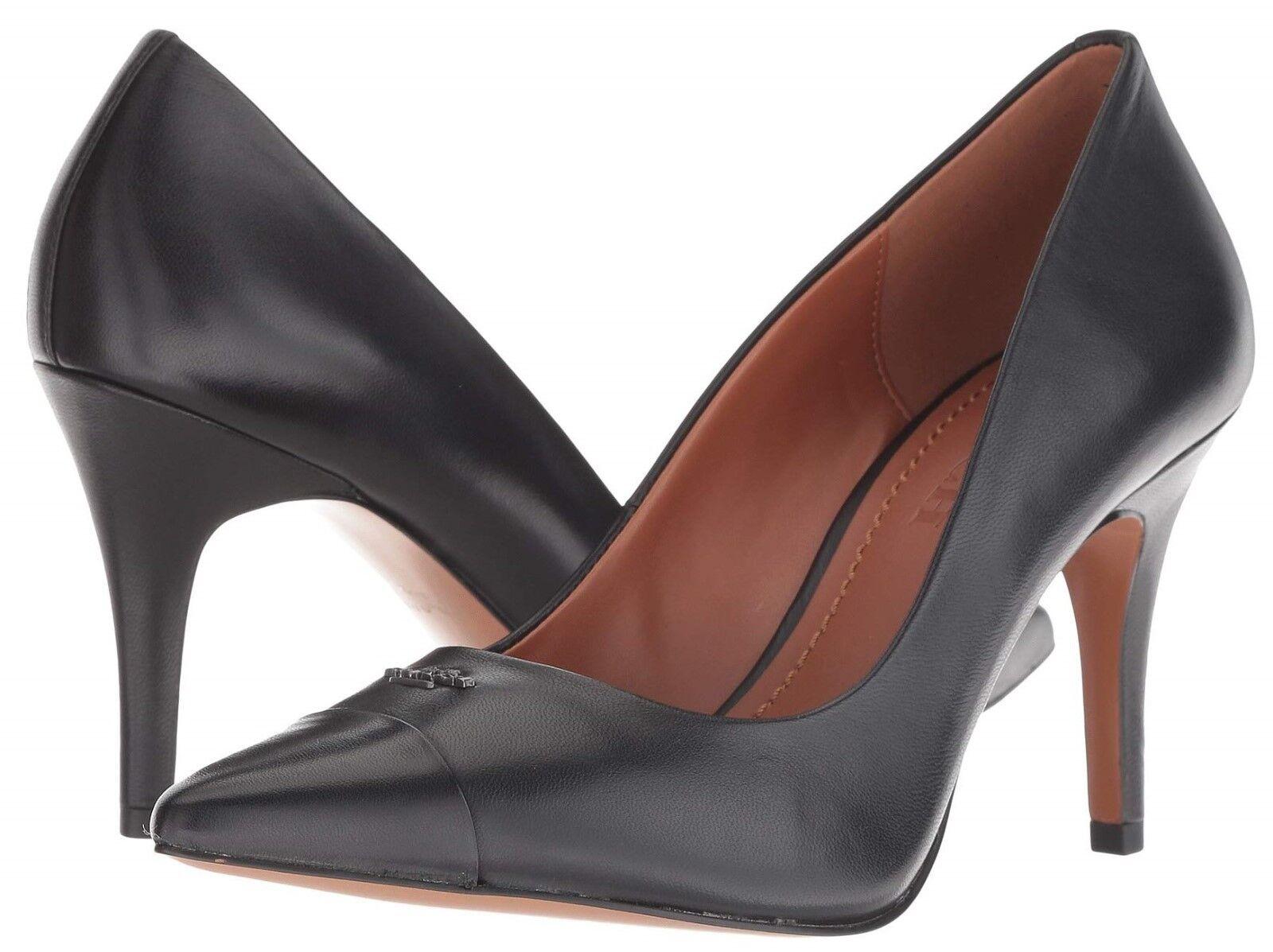 Bomba De Cuero Mujer entrenador Patrice Para Mujer Cuero Zapatos De Salón Tacones Informal Vestido Clásico Nuevo en Caja a6f06e