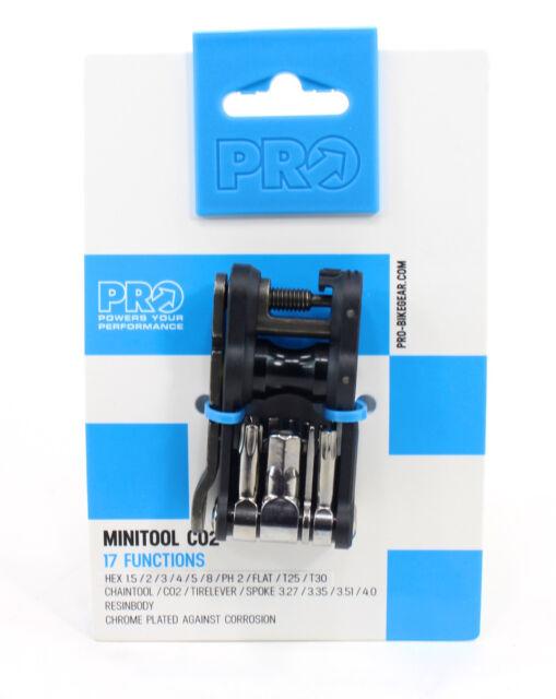 Shimano PRO Minitool Bicycle Mini Multi Tool 6 Functions