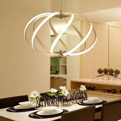 Creative Modern led pendant lamps dining room Restaurant bedroom ceiling  light | eBay