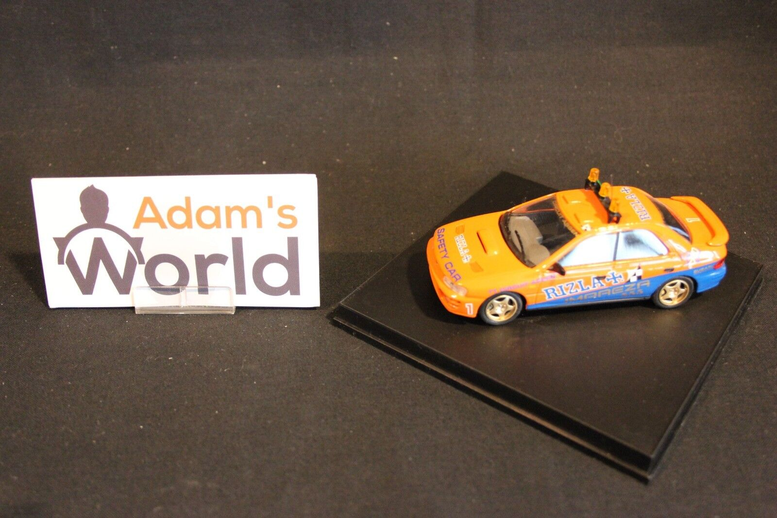 Troféu Subaru Impreza 1 43 Safety Car TT Circuit Assen (NED) (MM1)