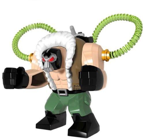 Big Size Hulk Clayface Venom Wolverine Juggernaut Super hero Building Blocks toy