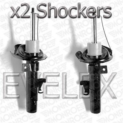 frontal Monroe Amortiguadores X2 Ford C-Max 1.6//1.8//2.0 Focus C-Max 1.6
