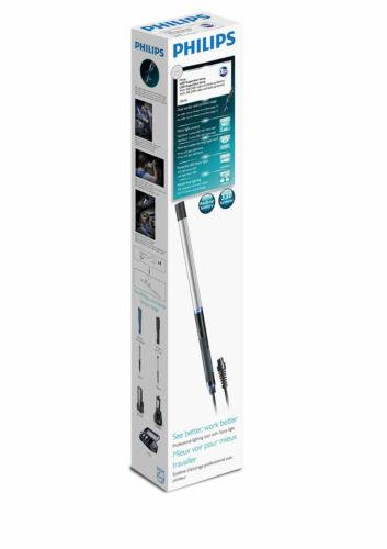 Lampada Ispezione Led ibrida cavo//batteria Philips HOBBY auto Garage Magnetica
