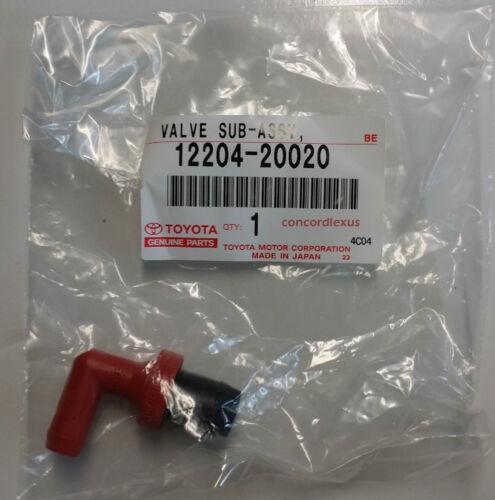 2001 Highlander PCV Valve NEW genuine Toyota OEM 1MZFE 1220420020