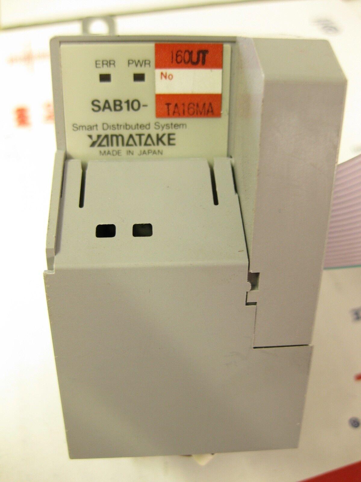Yamatake Smart Distributed System SAB10-TA16MA 16OUTAZBIL NORTH AMERICA PLC