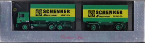 MAN-F90 Schenker Euro cargo München Fh#615 WKH Herpa