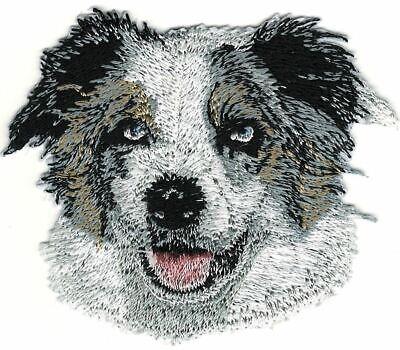 "2 3//4/"" St Saint Bernard Dog Breed Portrait Embroidery Patch"