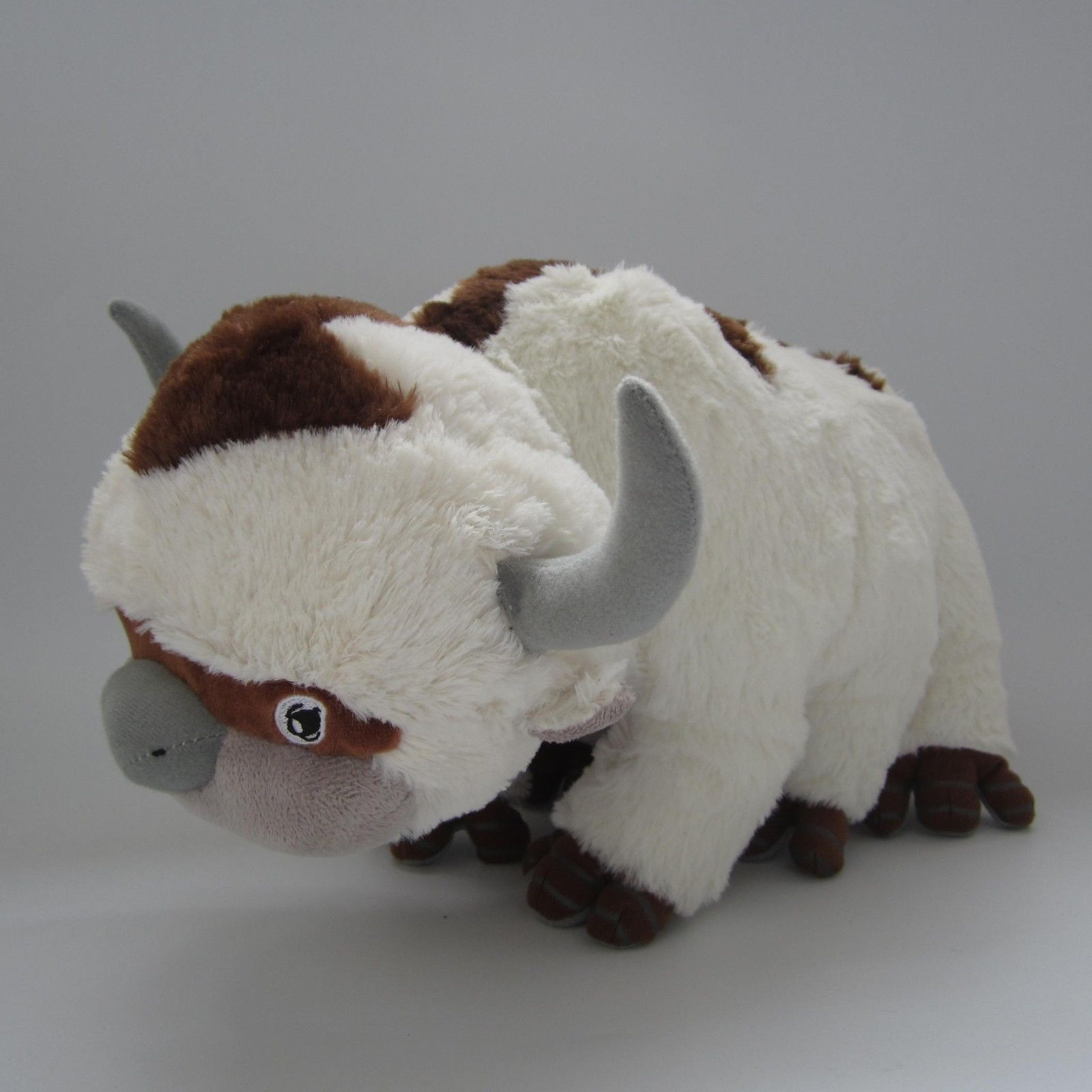 Nickelodeon 20  Appa Soft Plush Stuffed Toy From Avatar the Last Airbender