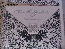 Graduation Thank You Cards 4 Pack From The Graduate Thank You So Much NEW