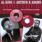 Together: The Complete Modern And Kent Recordings * by Al King (West Coast Blues)/Arthur Adams (Vocals) (CD, Nov-2010, Ace (Label))