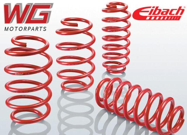 Eibach Sportline 10-15 mm Lowering springs pour Vauxhall Opel Corsa D OPC Modèles