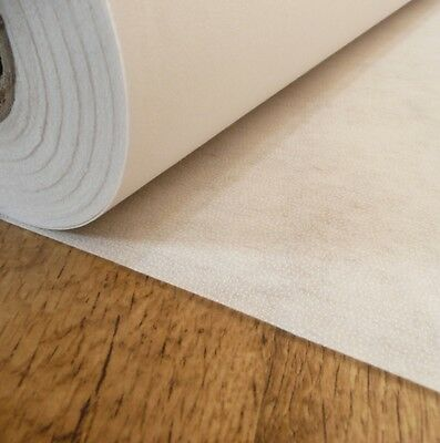Heavy weight fusible iron on interfacing in WHITE 5m Seconds Faulty Bundle