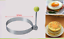 Cooking Kitchen Tool Stainless Steel Fried Egg Shape Ring Pancake Mould Egg