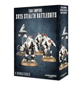 Warhammer-40k-Tau-XV25-Stealth-Suits-NIB