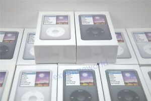 Very Good Used Silver Apple iPod Classic 6th Gen 80GB MP3 Player A1238