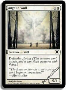 4 Serra Angel = White Tenth 10th Edition Mtg Magic Rare 4x x4